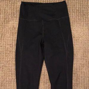 Full length girlfriend collective black leggings